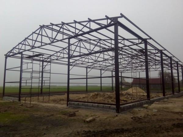 Czerwińscy konstrukcje stalowe 58